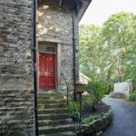 leazes cottage front door