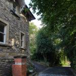 leazes cottage outside