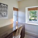 leazes cottage study area in bedroom 1